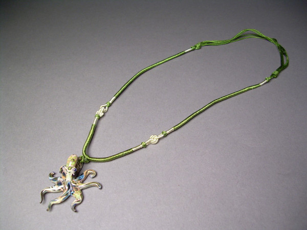 Adjustable pendant cord