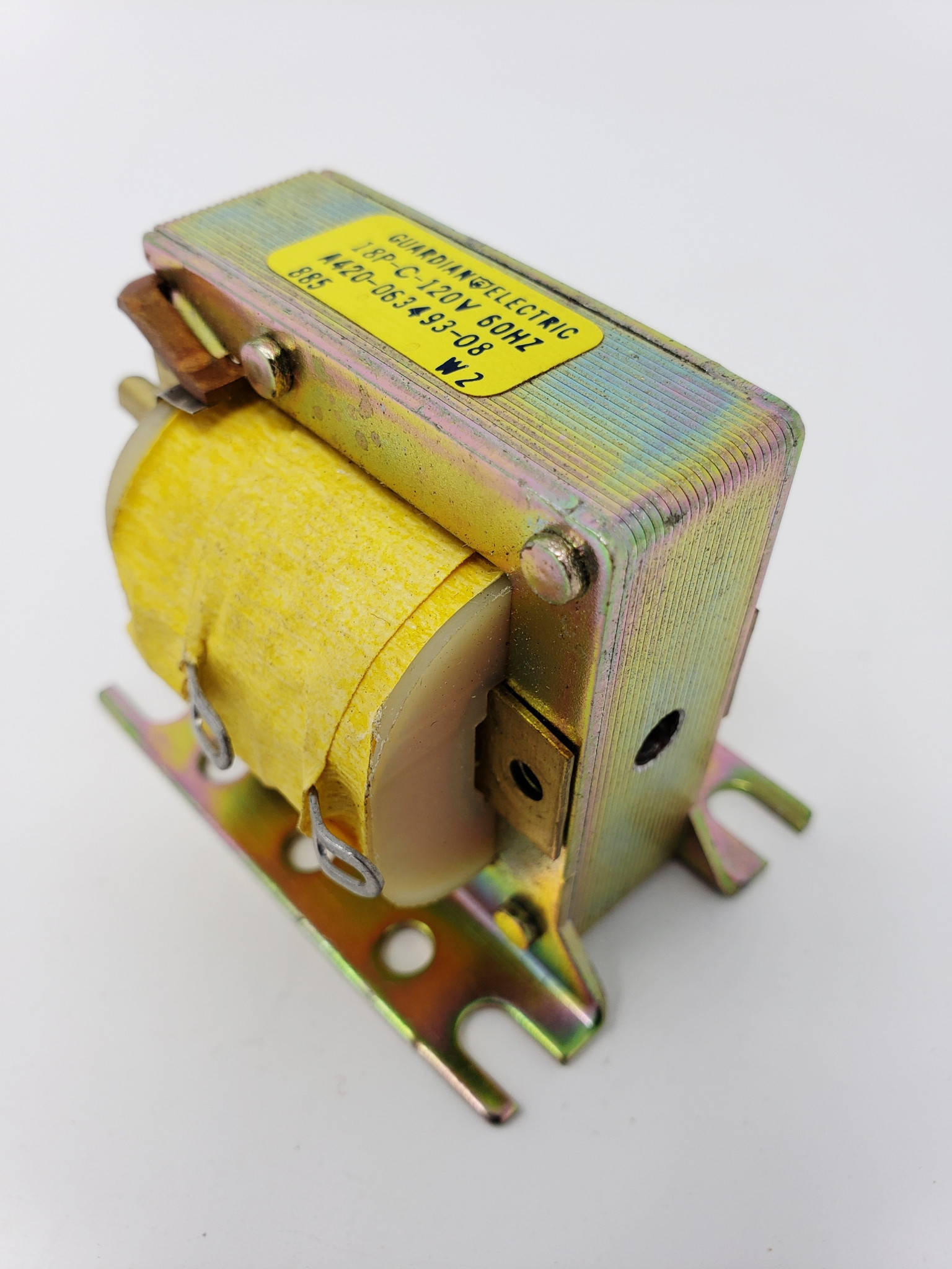 Details about  /Guardian Electric A420-063493-08 Solenoid