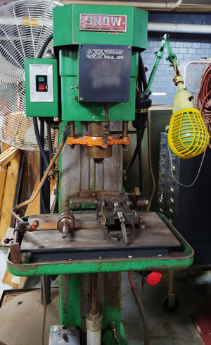 Snow Tapping Machine DR-2-S