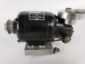 BODINE Speed Reducer Motor Type: NS1-12RA1 1/70 hp 1725 rpm 72:1