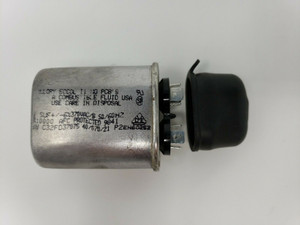 Electrical capacitor Eccol II  7.5uf +/-6% 370vac motor start MALLORY C32FD37075