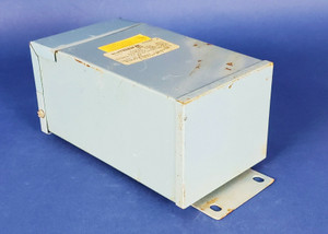 Jefferson Electric 216-1121 Dry-Type Power Transformer Magnetek Powerformer 250K