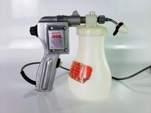 MYSTIC AMERICAN Niagra Electric Cleaning Gun, Spray Gun, Made in USA, Good Cond!