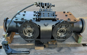 CLARK TM17 Electric Front Drive Axle Assembly Exc Cond, from a working unit