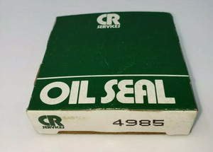 Chicago Rawhide CR4985 Oil Seal 4985 New in box, Free shipping!