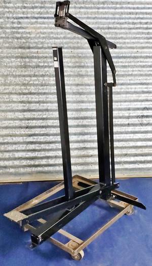 ULINE BOX STAPLER H-1980,  Foot Powered