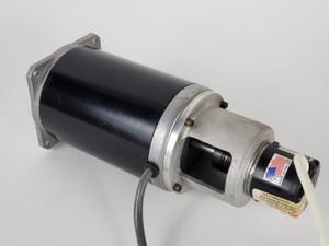COMPUMOTOR AMP 5034-233 STEPPER MOTOR with E83 DYNAMICS RESEARCH E83 ENCODER