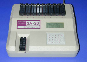 NEEDHAM'S SA20 Prom Programmer, With Manual, For Parts