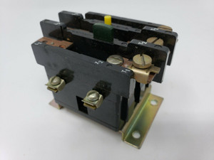 Furnas Thermal Overload Relay 48DC38AA4 3 Pole Bimetal Compensated