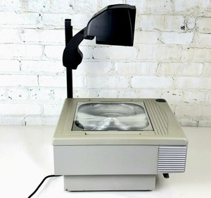 3M Overhead Projector, Model 1700 Clean Works Perfectly!