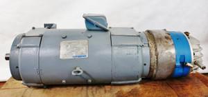 CONTRAVES 5 HP DC SERVO MOTOR 2110N410B0220.1, Force Control Posistop MB-210-228