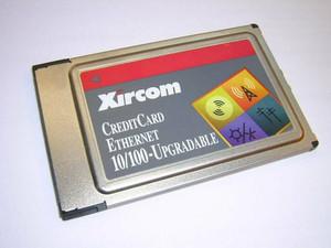 XIRCOM CE3-10/100 PCMCIA Network Card, New