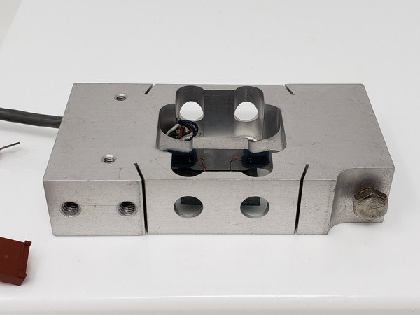 TEDEA HUNTLEIGH VISHAY 1010-I-50 LOAD CELLS 50 kg 100 lb class I Single Point, For Scales