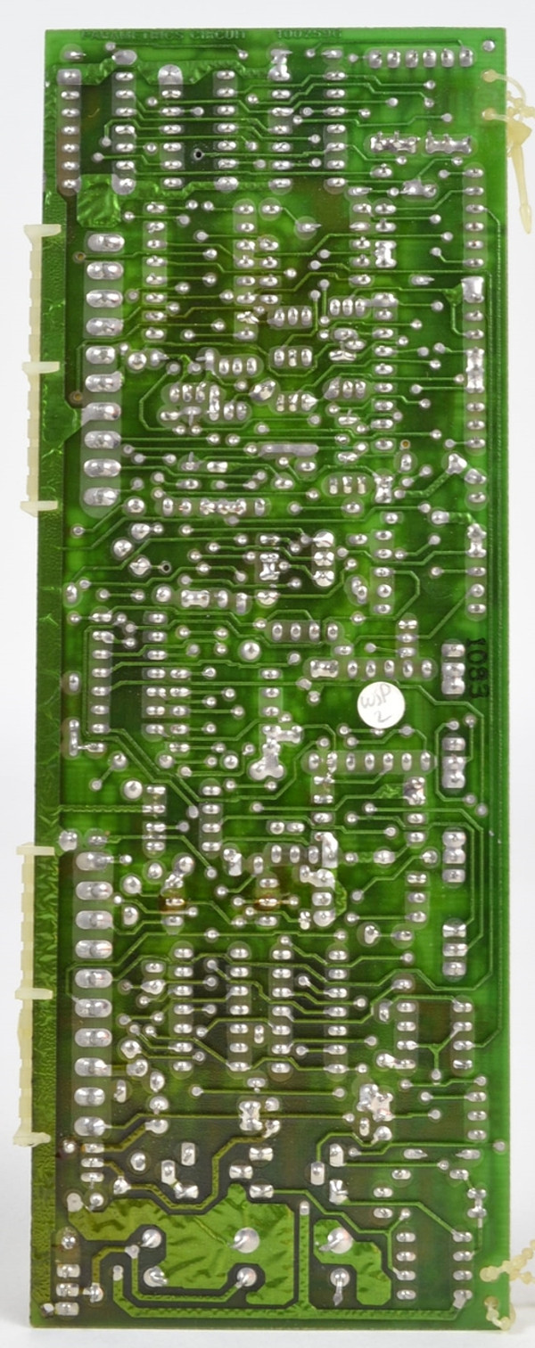 ABB Panametrics 100100 Board, For Parts Back View