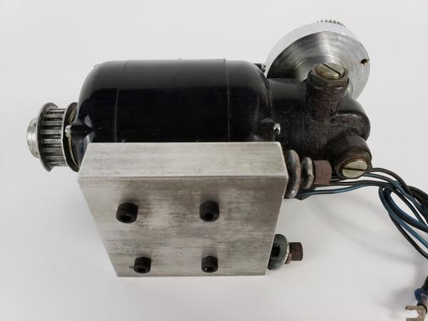 BODINE Speed Reducer Motor Type: NS1-12RA1 1/70 hp 1725 rpm 72:1