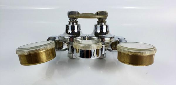 REGO M2523HP580 Auto Changeover Regulator, Nitrogen, Argon, Helium