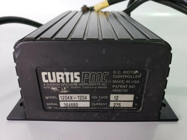 Curtis 1204X-1204 D.C Motor Controller 12V 275A