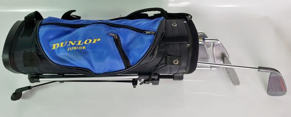 DUNLOP JUNIOR GOLF CLUBS with Bag, Nice Set!