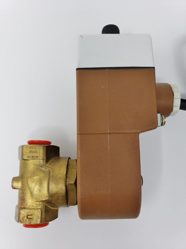 Ingersoll Rand Automatic Drain Valve Made by Deltech Engineering ADV 1100