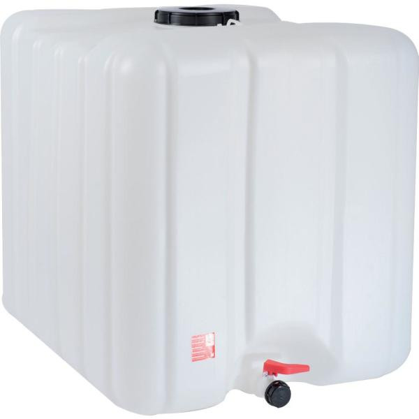 275 Gallon IBC Tote Water Tank Plastic, Food Grade