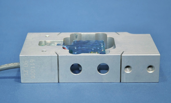 TEDEA HUNTLEIGH VISHAY 1010-F-90 LOAD CELL 90 kg 180 lb. class F Single Point, For Scales, New!
