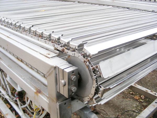Stainless Steel Conveyor Corner
