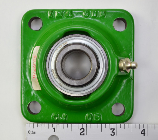 INA Bearing, RCJY-1-1/2 Cast Iron Housing with Set Screw