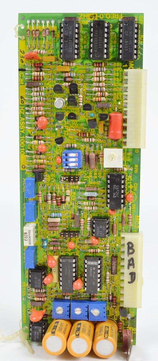 ABB Panametrics 100100 Board, New