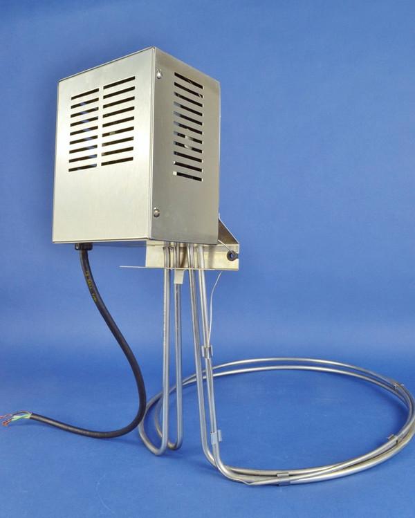 Blue M Electric Jar Bath - Magni Whirl Full Vision Constant Temperature Water Bath MW-1172SSA-1, 1600 W Heats to Boil