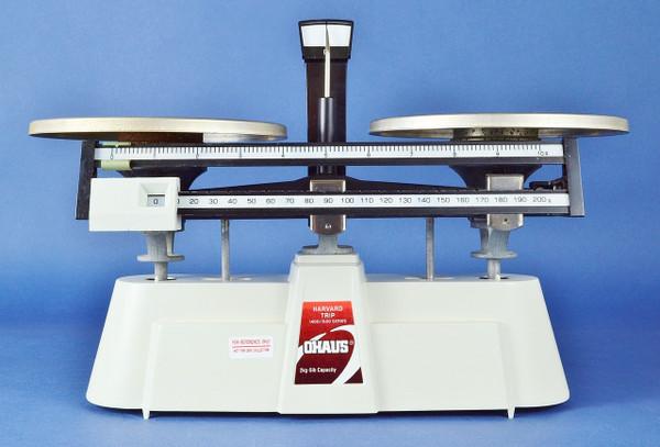 Ohaus Harvard Trip 1400/1500 Series Double Beam Mechanical Balance, 2 kg. (5 lb.)