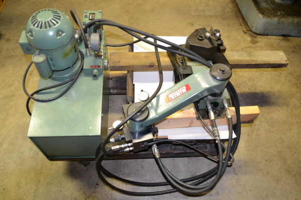 MIMIK Hydraulic Tracing Unit #504 with #1824 Slide Assembly and Indicators