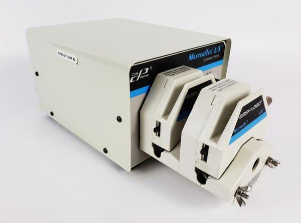 Masterflex L/S Peristaltic Pump 900-1481 Double Easy Load Heads