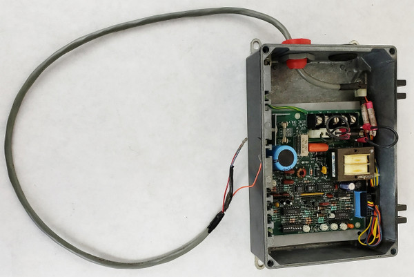Bodine 810 DC Motor Contol