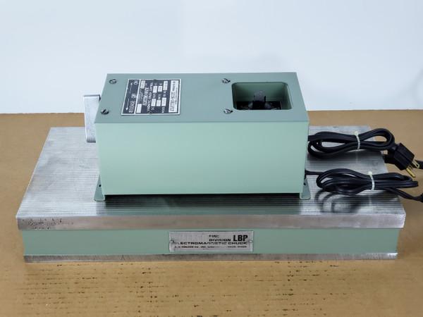 "Electromagnetic Chuck  8"" x 18"", Walker LBP Fine Pole, with Controller"