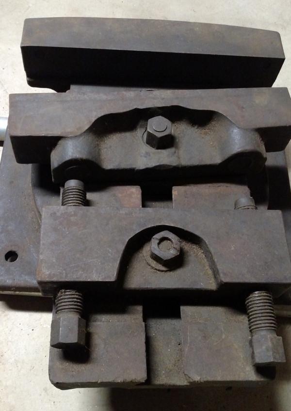 REALLY BIG MACHINE SHOP VISE, for a Mill, Shaper, Mold Maker....