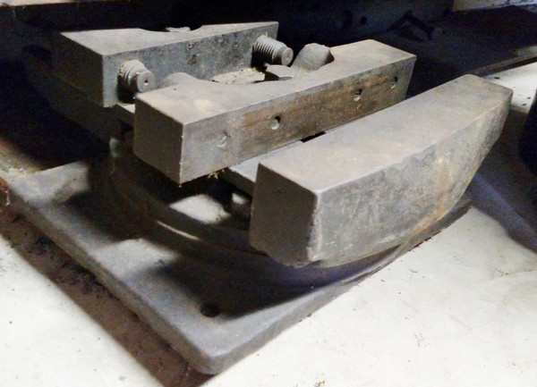 REALLY BIG MACHINE SHOP VISE, for a Mill, Shaper, Mold Maker....