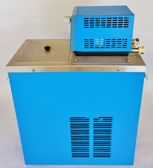 Cole-Parmer 1160S Polystat 6L Chiller Heating Circulating Bath Digital 12108-10