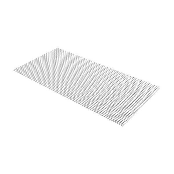 EGG CRATE PLASTIC PANELS for Drop-in Ceiling 2'x4' Light Fixtures15 panels/box