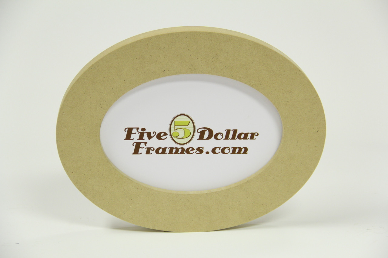 5x7 Oval Picture Frame 5dollarframescom Discount Picture Frames