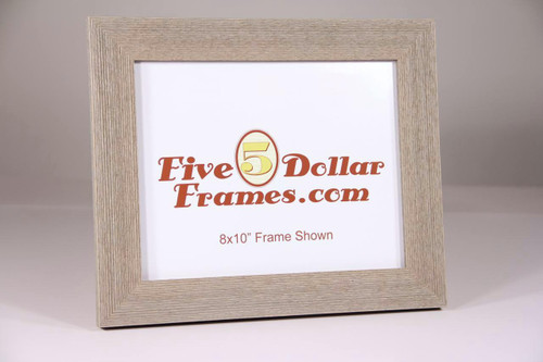 Old American Grey Barnwood Picture Frame