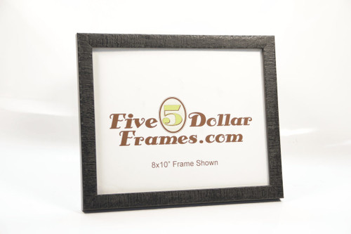 Rustic Tall Rough Sawn Picture Frame