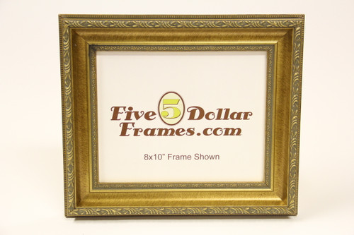 6573 2 Gold Decorative Picture Frame