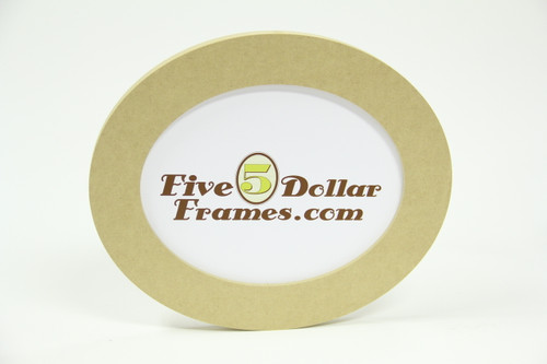 810 OVL 8x10 Oval Composite Picture Frame