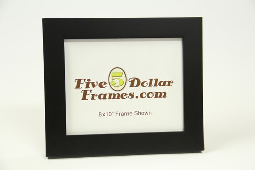 "8811 1.5""  Satin Black Studio Picture Frame"