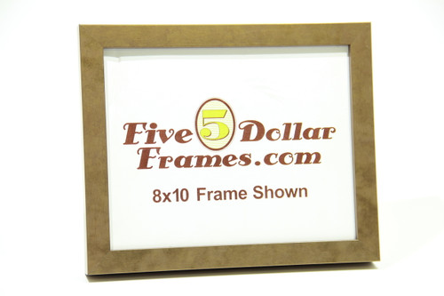 "432-15 1"" Satin Gold Vintage Picture Frame"