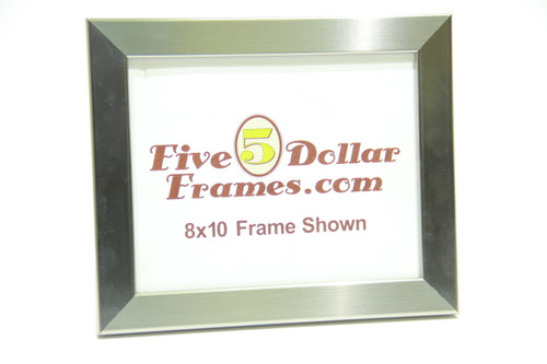 "26966 1.25"" Stainless Steel Picture Frame"