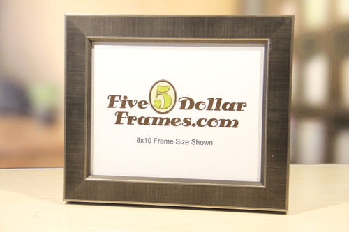 Modern Silver Picture Frame