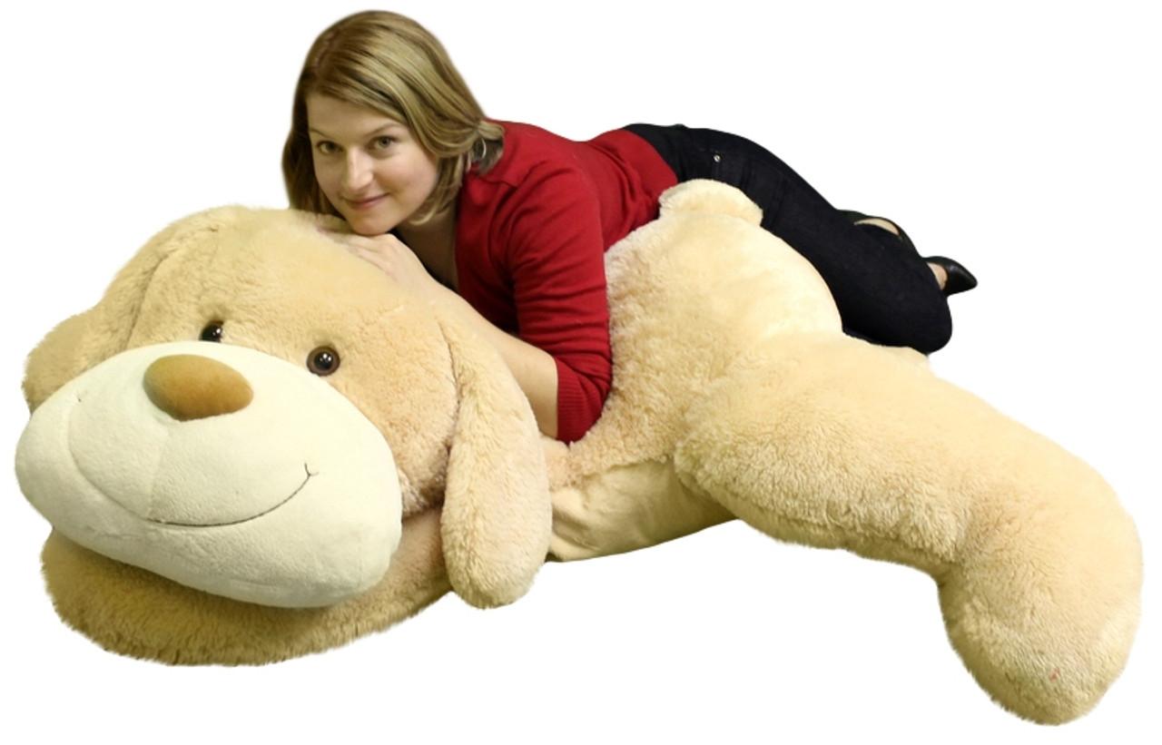 Animals Big Stuffed Dogs Big Plush Personalized Giant Teddy