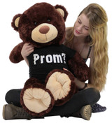Prom Invitation Big Stuffed Animals