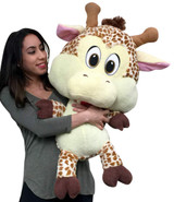 Big Stuffed Giraffes